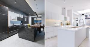 Light Vs. Dark Kitchen Cabinets